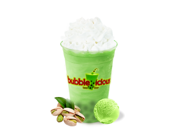Bubble Milk Shake Pistachio