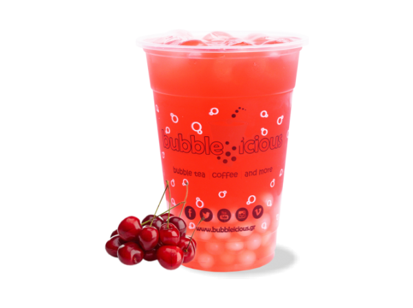 Bubble Tea Cherry
