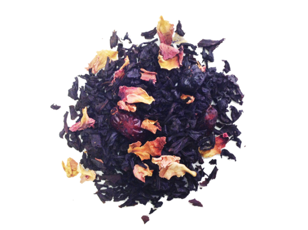 Loose Tea Black Cranberry