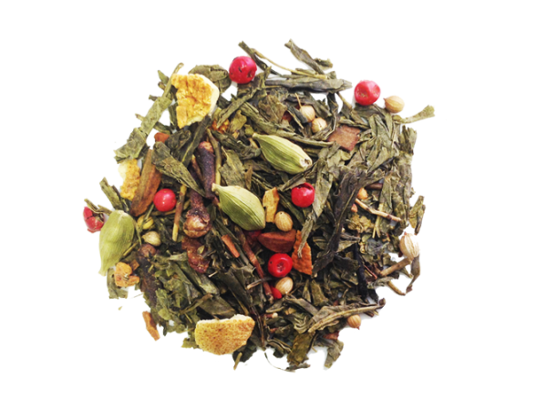 Loose Tea Green Healthy Mix